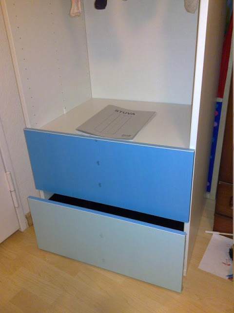 Inreda Drawers In Stuva Ikea Hackers Ikea Hackers
