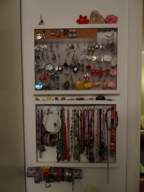 Ribba Jewelry Display Frame Ikea Hackers Ikea Hackers