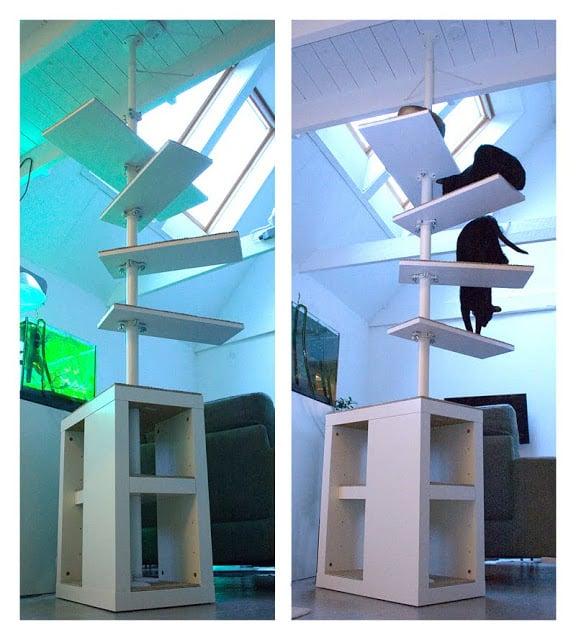 Stolmen Cat Tree Ikea Hackers