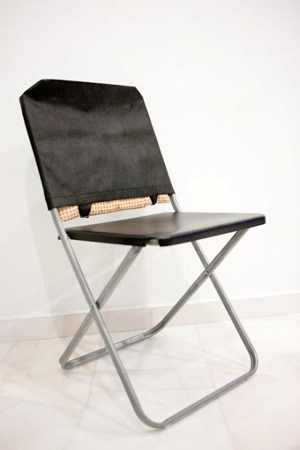 Directoru0027s chair for the Ikea Jeff Folding Chair & Directoru0027s chair for the Ikea Jeff Folding Chair - IKEA Hackers