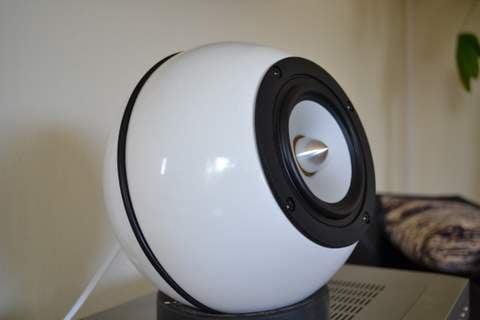 Sphere Speakers Ikea Hackers