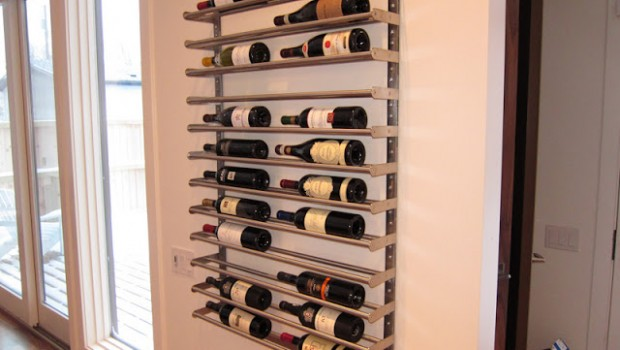 Grundtal wine rack ikea hackers ikea hackers for Wine shelves ikea