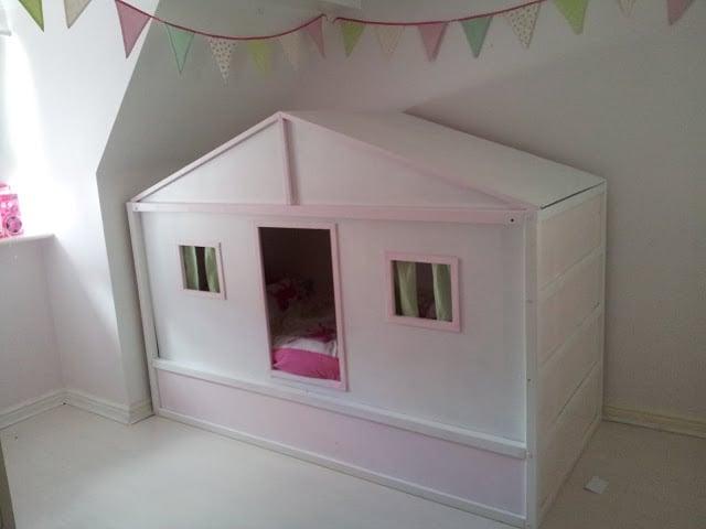 kura bed cottage hack ikea hackers. Black Bedroom Furniture Sets. Home Design Ideas