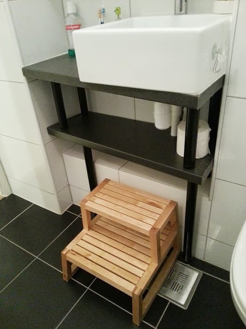 Fitted bathroom furniture ikea