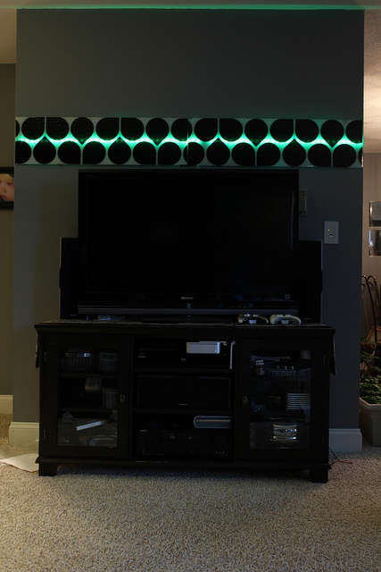 lite brite gyllen mood light ikea hackers ikea hackers. Black Bedroom Furniture Sets. Home Design Ideas
