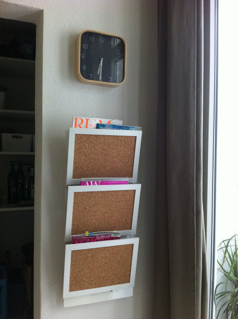 Spontaneous nyttja pin board hack ikea hackers ikea for Ikea cork board