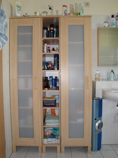 mom we need another aneboda the bathroom cabinet is. Black Bedroom Furniture Sets. Home Design Ideas