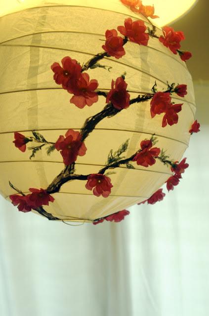 The Cherry Blossom Lantern Ikea Hackers