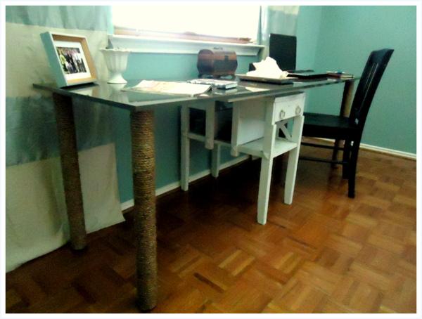 Materials Akurum Cabinet Door And 4 Vika Adils Desk Legs