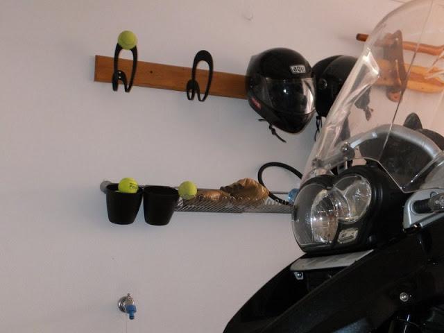 Easy Diy Helmet Hanger Ikea Hackers Ikea Hackers