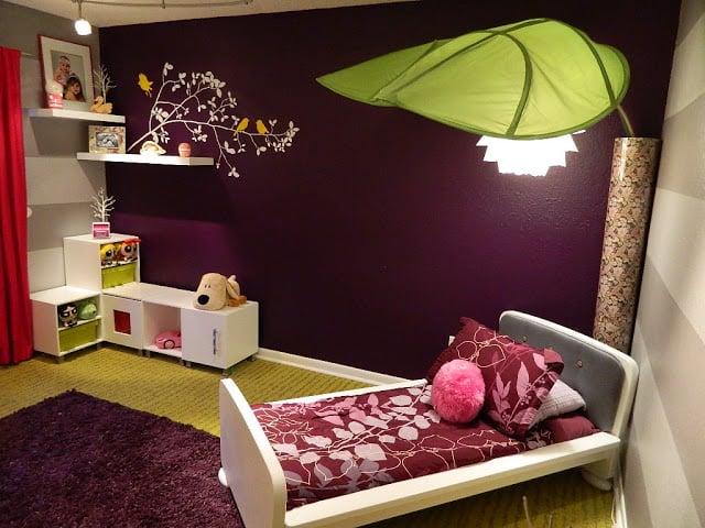 Giant Flower Canopy Lamp Ikea Hackers Ikea Hackers