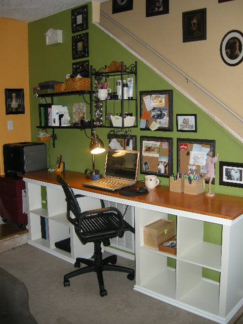 expedit desk ikea hackers ikea hackers. Black Bedroom Furniture Sets. Home Design Ideas