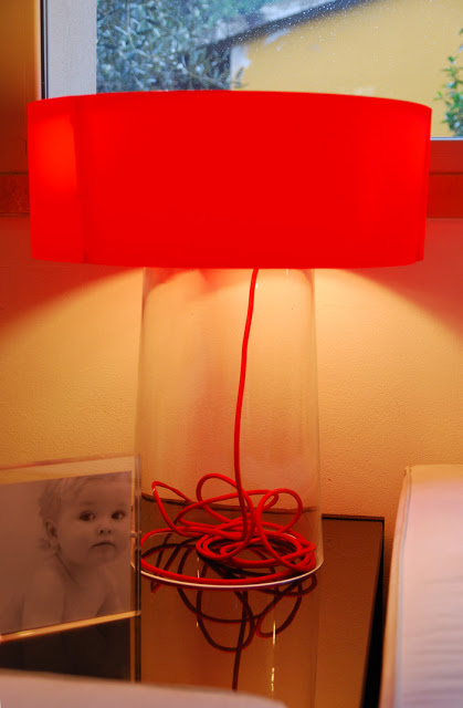 Designer Table Lamp With Bladet Vase Ikea Hackers
