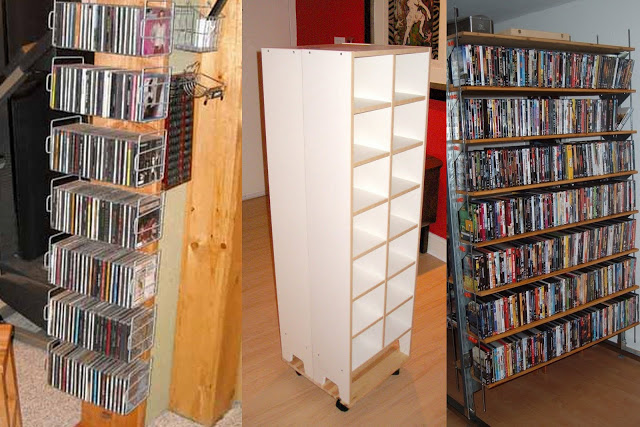 Previously On Ikeahackers Tame Your Dvd Collection Ikea
