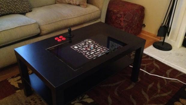 Lack Arcade Coffee Table Ikea Hackers Ikea Hackers