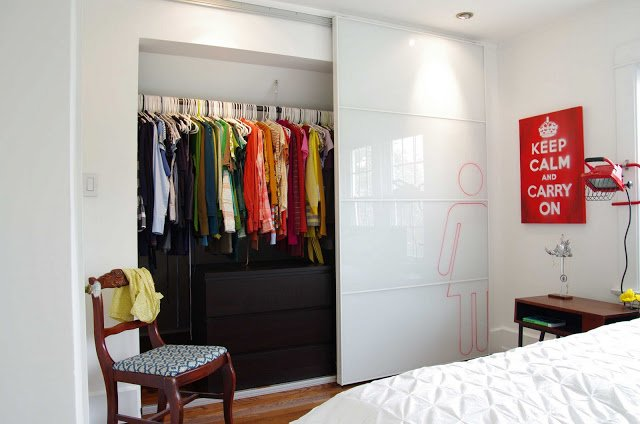 pax hack his and her closets ikea hackers. Black Bedroom Furniture Sets. Home Design Ideas