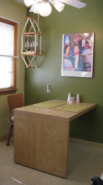 Expedit Desk To Dining Ikea Hackers