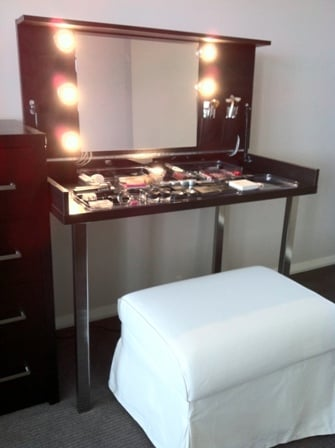 Fabulous Modern Hideaway Dressing Table