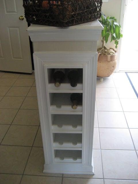Captivating My PERFEKT Wine Cabinet
