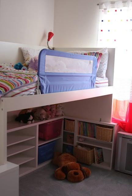 Besta Odda Loft Bed Ikea Hackers
