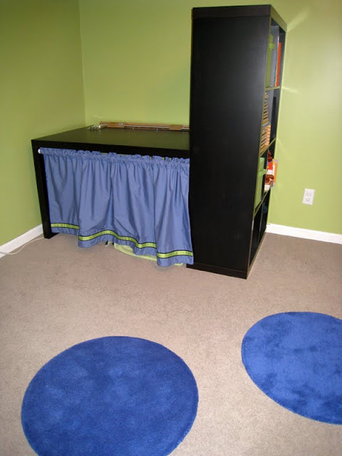 Secret Passage And Fort For Kids Using Expedit Bookcase