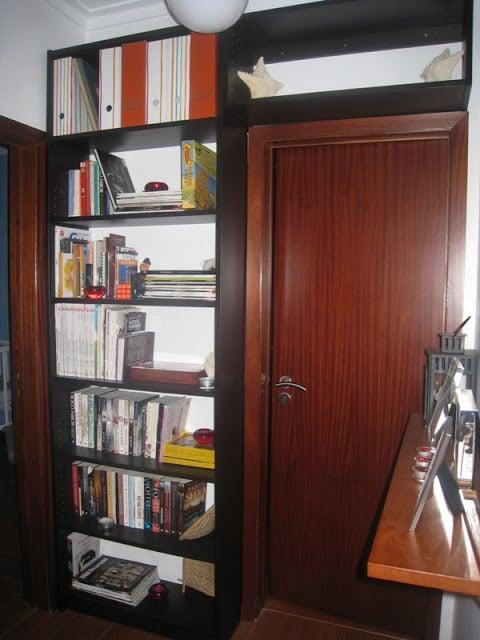 Diy Bookshelf Divider