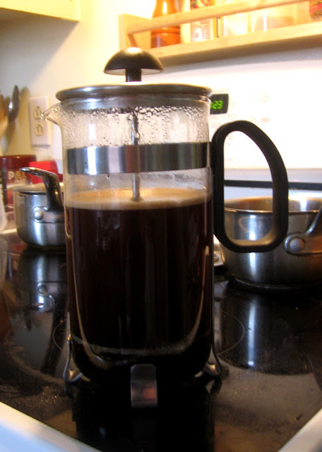 old coffee presses for new ikea hackers ikea hackers. Black Bedroom Furniture Sets. Home Design Ideas