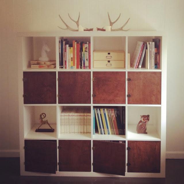 Superior Hacked IKEA Bookshelf