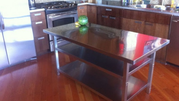 Kitchen Cart Island With Seating
