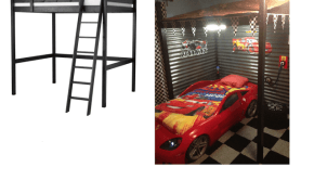 Loft bed Before & After-784365