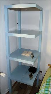 Lack Side Table To Shelf Hack Ikea Hackers