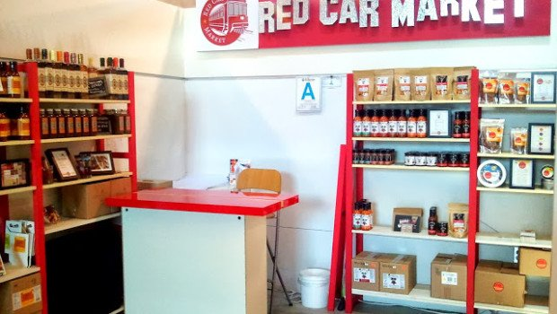 Red Car Market Lack-Akurum Cash Wrap.10-746886