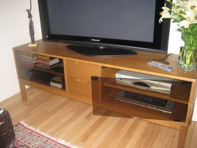 stockholm tv unit with glass doors ikea hackers. Black Bedroom Furniture Sets. Home Design Ideas
