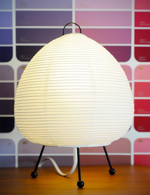 How To Make A Noguchi Inspired Mid Century Modern Lamp
