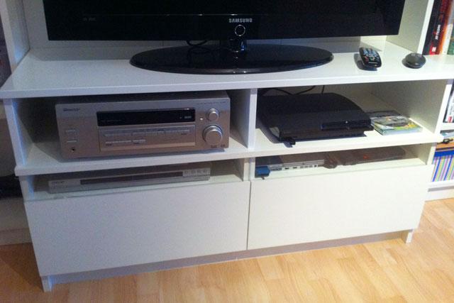 Benno Tv Bench Add On Ikea Hackers