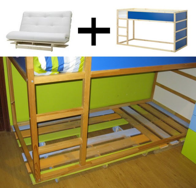 Up The Bed Ikea Hackers Ikea Hackers