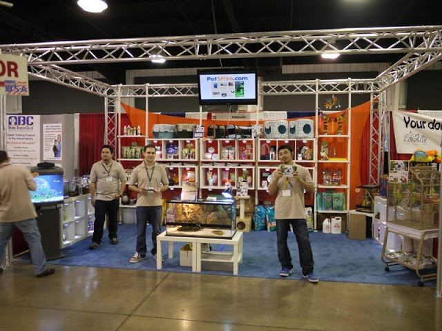 Trade Show Booth Ikea Saves The Day Ikea Hackers