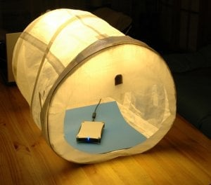 Snap Away With These Diy Light Tents Ikea Hackers Ikea