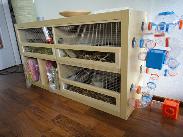 Gerbils Haven Ikea Hackers