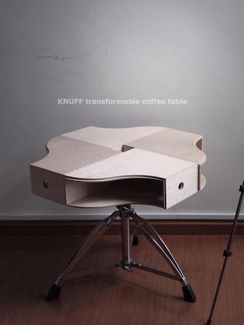 we have it the knuff transformable coffee table is the ikea hack of 2012 ikea hackers. Black Bedroom Furniture Sets. Home Design Ideas