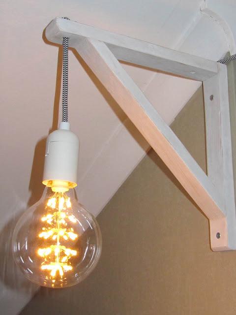 hang loose lighting ikea hackers ikea hackers. Black Bedroom Furniture Sets. Home Design Ideas