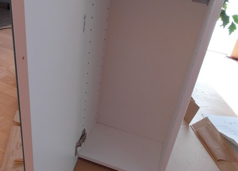 How To 30cm Lill 197 Ngen Mirror Wall Cabinet Ikea Hackers