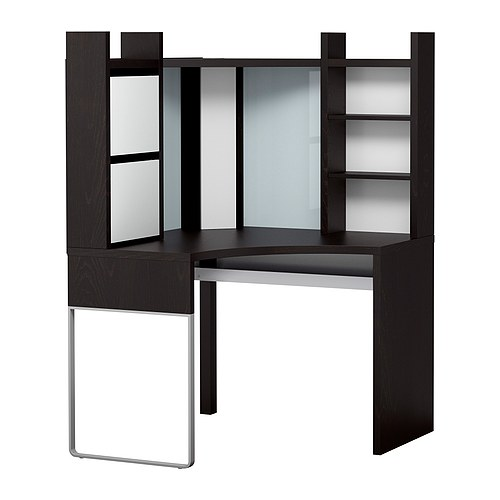 hacker help any suggestions on what to do with micke corner desk ikea hackers. Black Bedroom Furniture Sets. Home Design Ideas