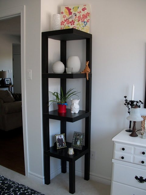 Former Lack to Corner Shelf Hack - IKEA Hackers