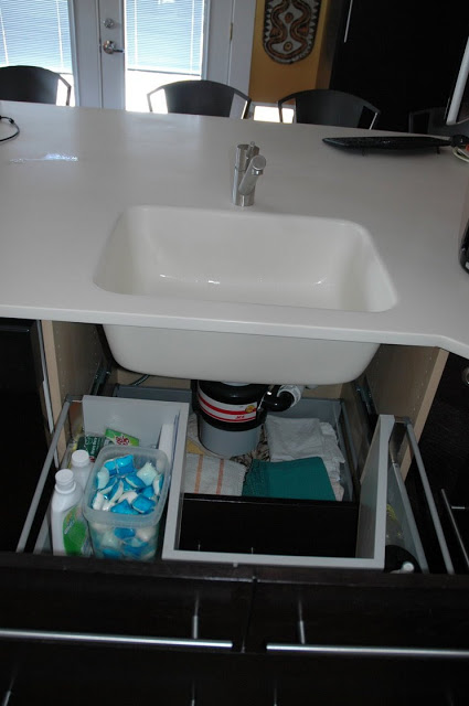 Sink Base With Functional Drawers Ikea Hackers