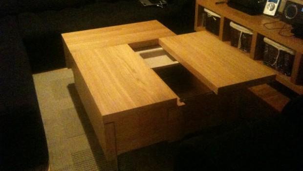 Malm Coffee Table Ikea Hackers Ikea Hackers