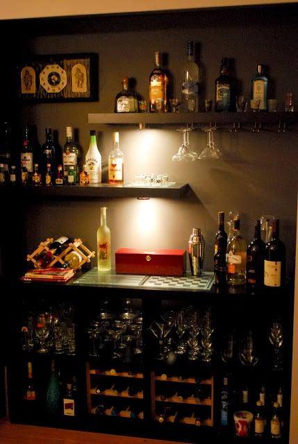 Beau Closet Isnu0027t LACKing Anything As A Bar