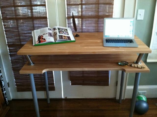 Vika Br 197 D Standing Desk Ikea Hackers Ikea Hackers