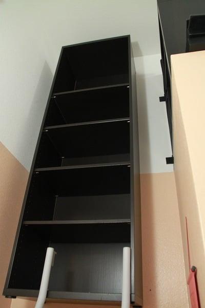 suspended besta bookshelf