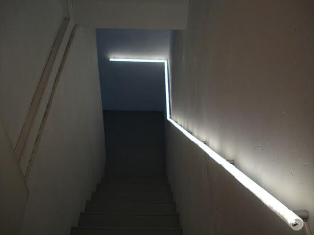 Stairway Handrail To Heaven!